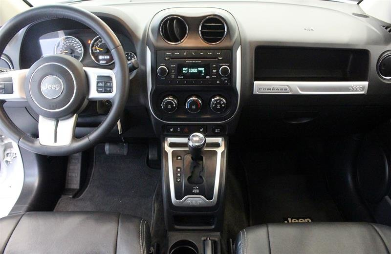 2015 Jeep Compass 4x4 Limited in Regina, Saskatchewan - 15 - w1024h768px
