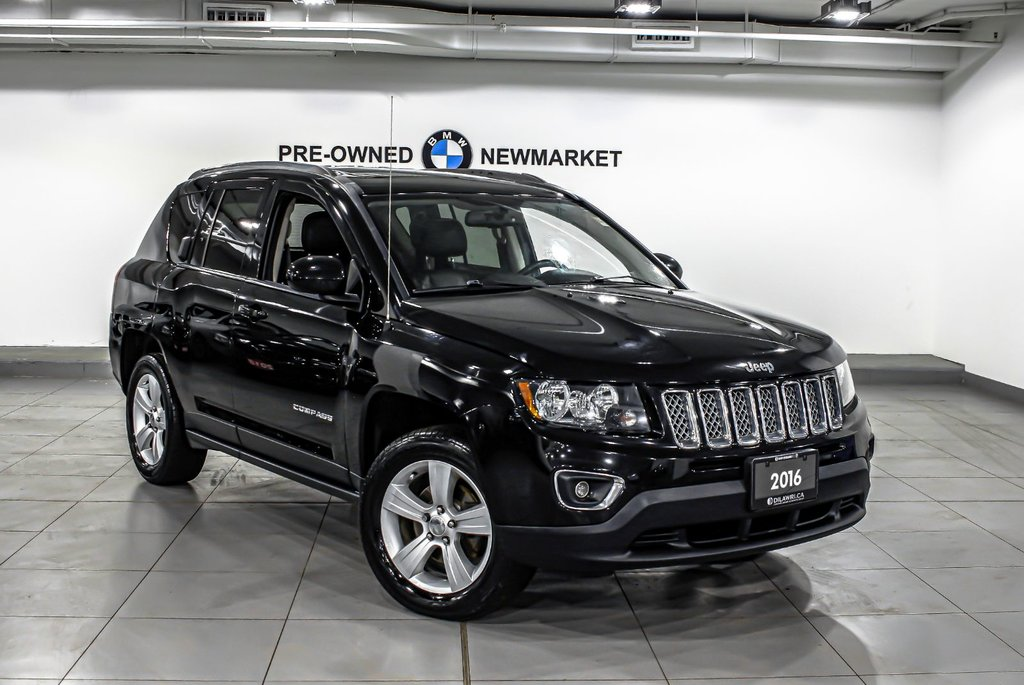 Newmarket Drive Test Centre >> BMW Newmarket | 2016 Jeep Compass 4x4 Sport / North-1OWNER|NO ACCIDENTS| | #I81