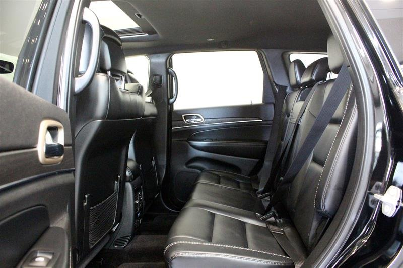 2017 Jeep Grand Cherokee 4X4 Limited in Regina, Saskatchewan - 12 - w1024h768px