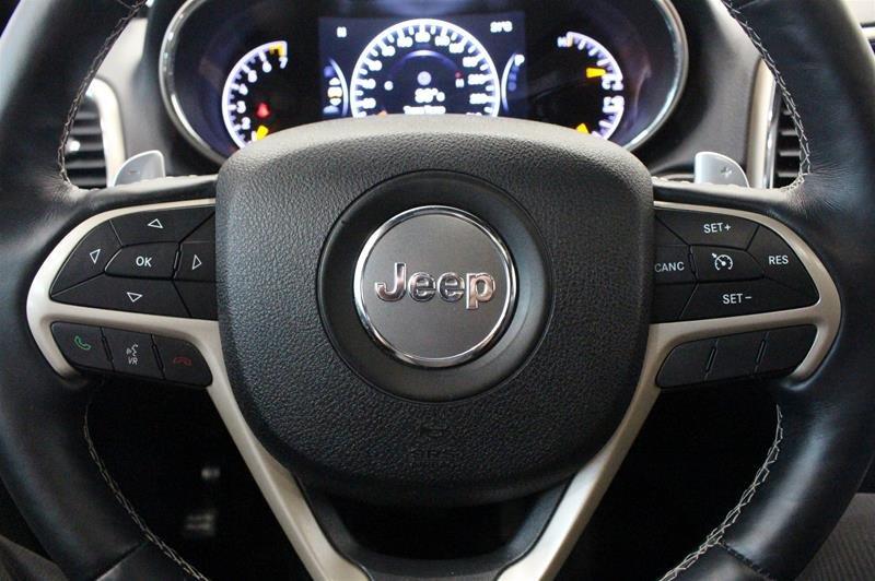 2017 Jeep Grand Cherokee 4X4 Limited in Regina, Saskatchewan - 6 - w1024h768px