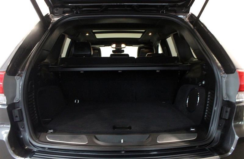 2018 Jeep Grand Cherokee 4X4 Limited in Regina, Saskatchewan - 17 - w1024h768px