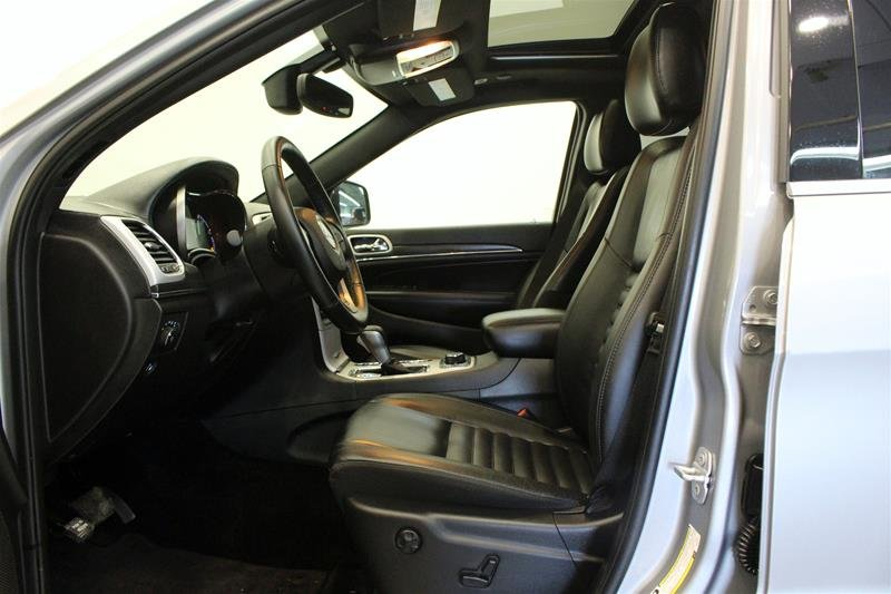 2018 Jeep Grand Cherokee 4X4 Limited in Regina, Saskatchewan - 10 - w1024h768px