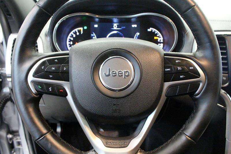 2018 Jeep Grand Cherokee 4X4 Limited in Regina, Saskatchewan - 6 - w1024h768px