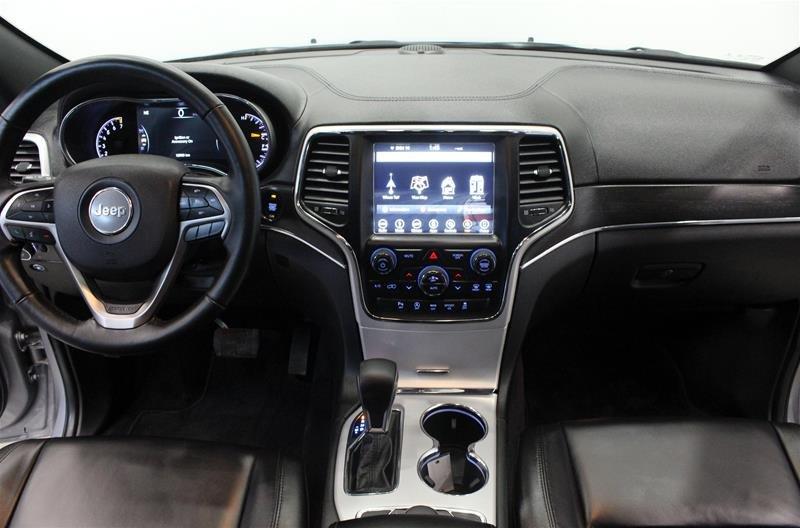 2018 Jeep Grand Cherokee 4X4 Limited in Regina, Saskatchewan - 15 - w1024h768px