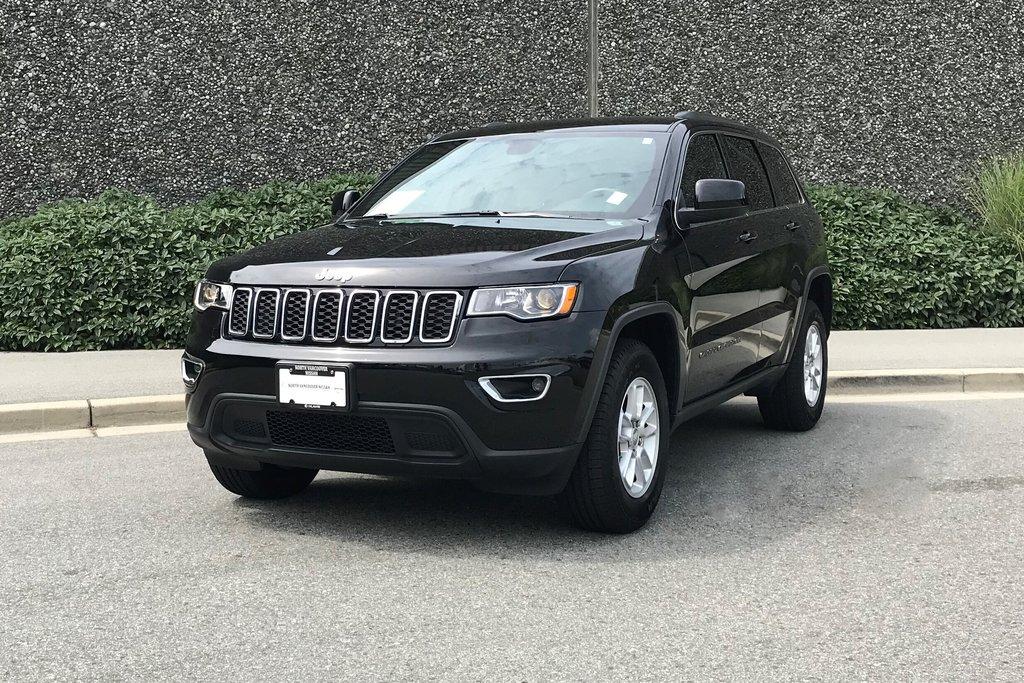 2018 Jeep Grand Cherokee 4X4 Laredo in North Vancouver, British Columbia - 2 - w1024h768px