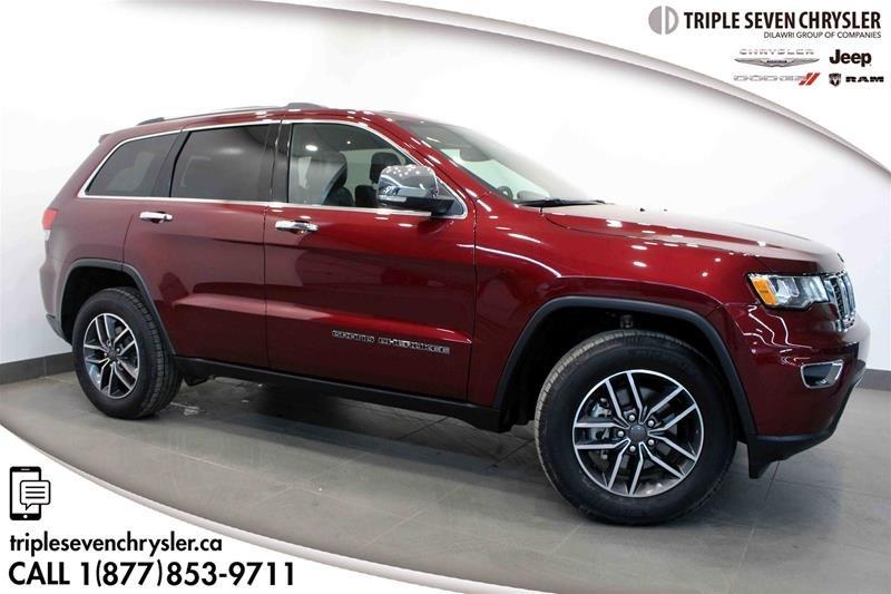 2019 Jeep Grand Cherokee 4X4 Limited in Regina, Saskatchewan - 1 - w1024h768px