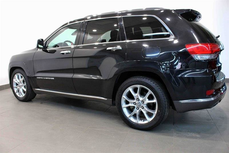 2014 Jeep Grand Cherokee 4x4 Summit in Regina, Saskatchewan - 17 - w1024h768px