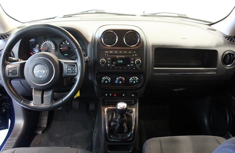 2012 Jeep Patriot North 4WD in Regina, Saskatchewan - 15 - w1024h768px