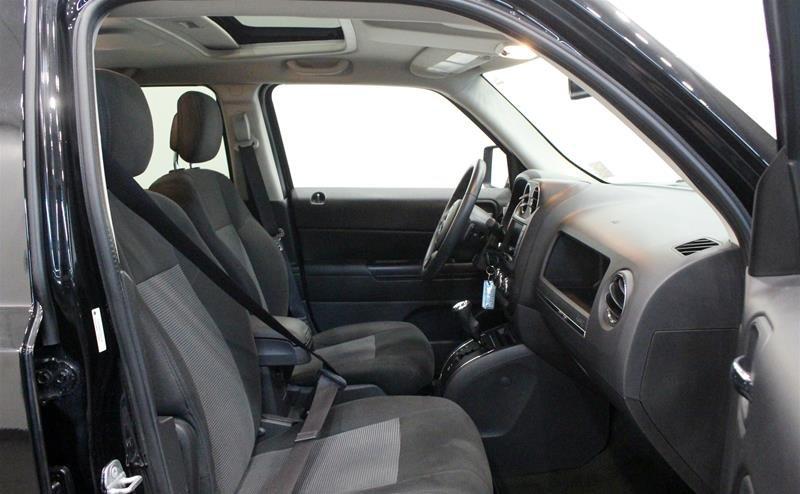 2014 Jeep Patriot 4x4 Sport / North in Regina, Saskatchewan - 14 - w1024h768px