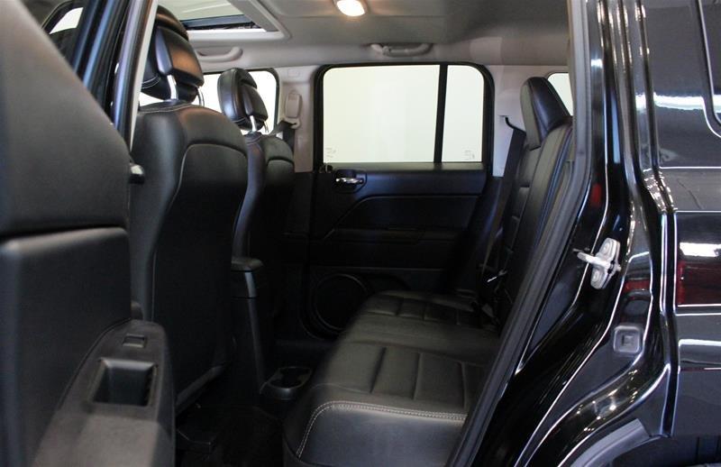 2015 Jeep Patriot 4x4 Sport / North in Regina, Saskatchewan - 12 - w1024h768px