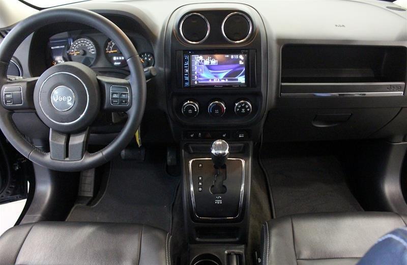 2015 Jeep Patriot 4x4 Sport / North in Regina, Saskatchewan - 14 - w1024h768px
