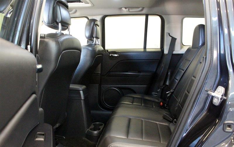 2015 Jeep Patriot 4x4 Limited in Regina, Saskatchewan - 13 - w1024h768px