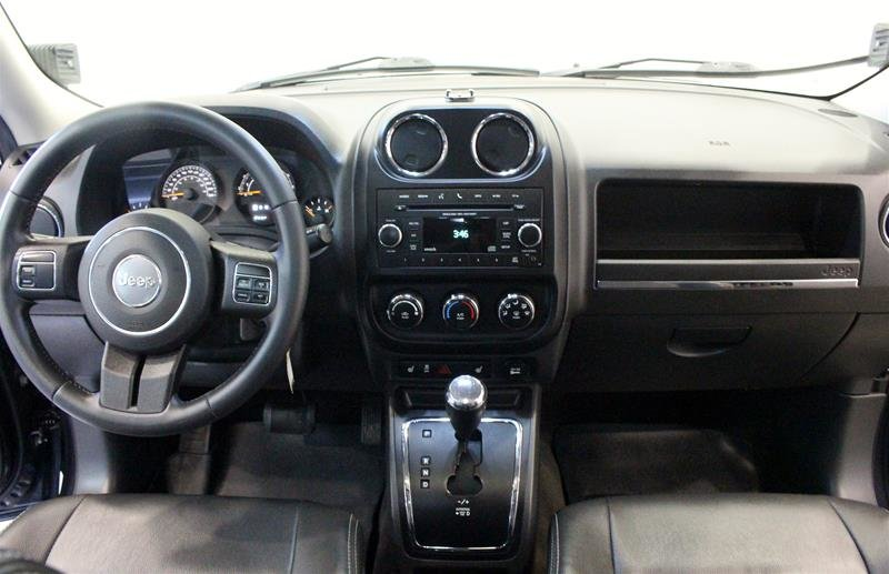 2015 Jeep Patriot 4x4 Limited in Regina, Saskatchewan - 15 - w1024h768px