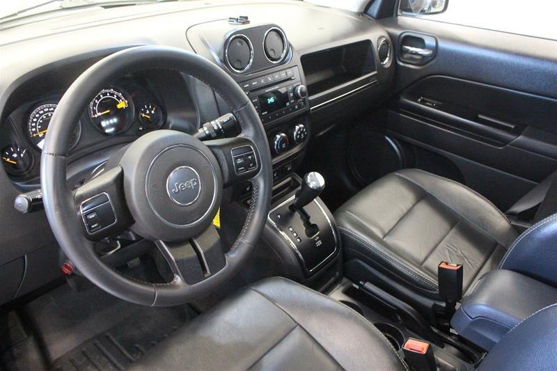 2015 Jeep Patriot 4x4 Limited in Regina, Saskatchewan - 9 - w1024h768px