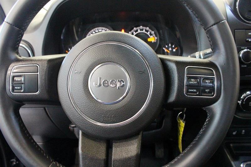 2015 Jeep Patriot 4x4 Limited in Regina, Saskatchewan - 7 - w1024h768px