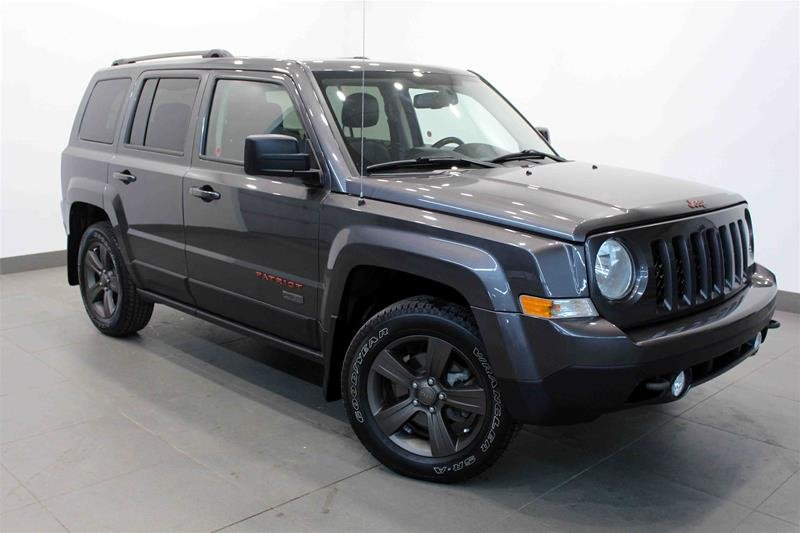 2016 Jeep Patriot 4x4 Sport / North in Regina, Saskatchewan - 19 - w1024h768px