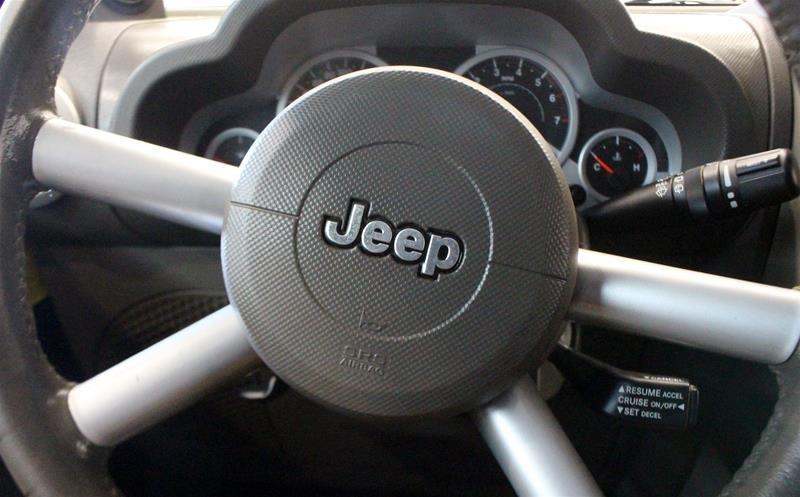 2008 Jeep Wrangler Unlimited Sahara 4D Utility 4WD in Regina, Saskatchewan - 5 - w1024h768px