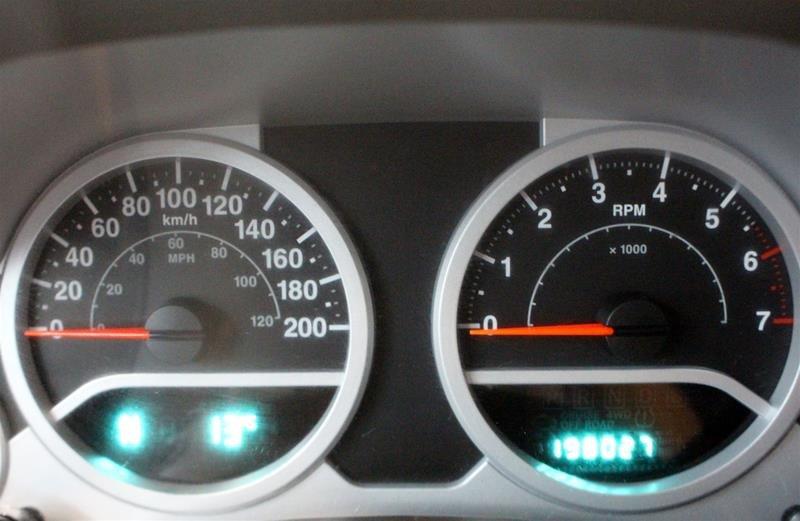 2008 Jeep Wrangler Unlimited Sahara 4D Utility 4WD in Regina, Saskatchewan - 3 - w1024h768px