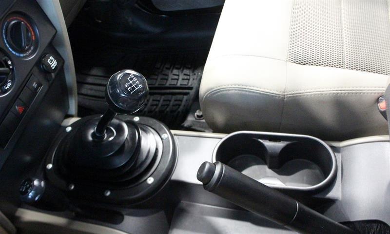 2008 Jeep Wrangler Unlimited Sahara 4D Utility 4WD in Regina, Saskatchewan - 4 - w1024h768px