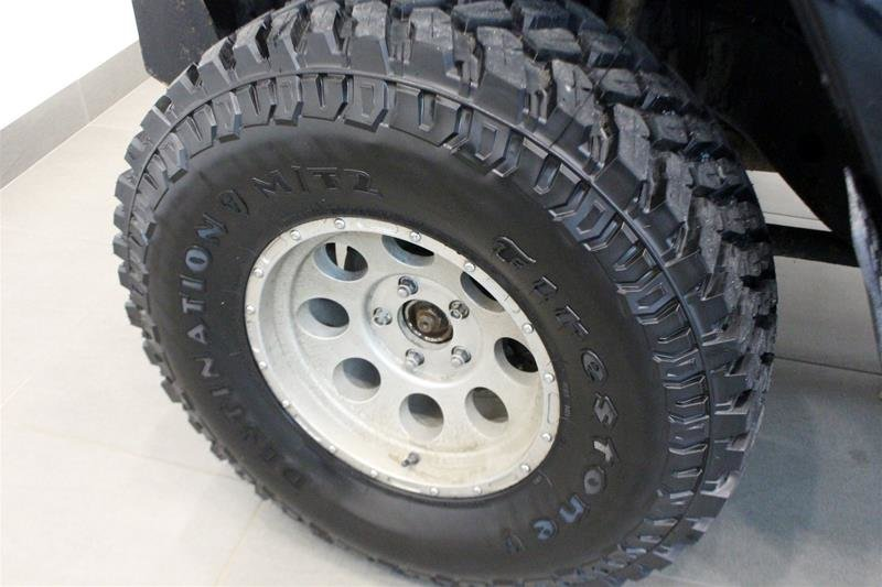 2008 Jeep Wrangler Unlimited Sahara 4D Utility 4WD in Regina, Saskatchewan - 14 - w1024h768px