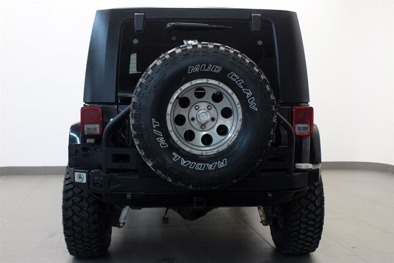 2008 Jeep Wrangler Unlimited Sahara 4D Utility 4WD in Regina, Saskatchewan - 15 - w1024h768px