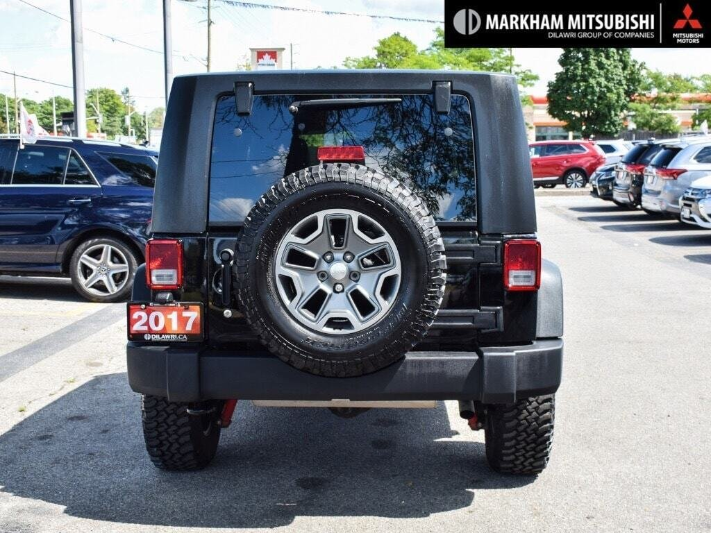 2017 Jeep Wrangler Unlimited Rubicon in Markham, Ontario - 5 - w1024h768px