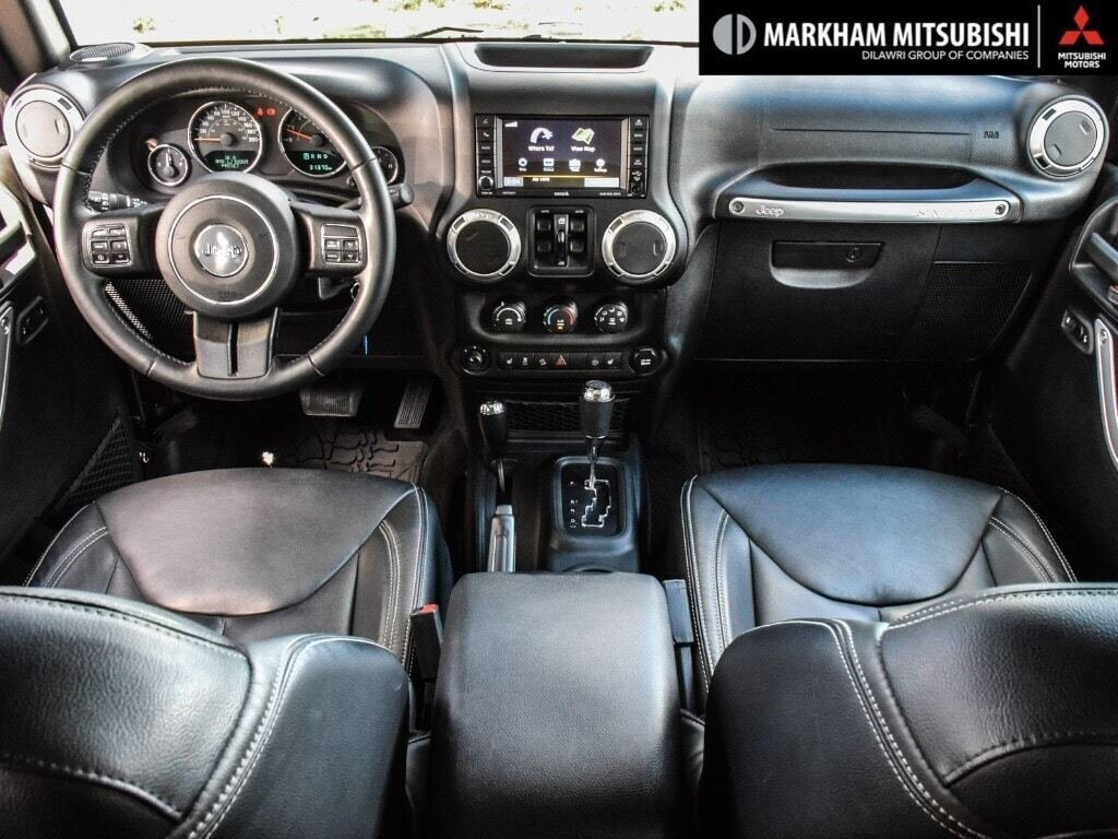 2017 Jeep Wrangler Unlimited Rubicon in Markham, Ontario - 10 - w1024h768px