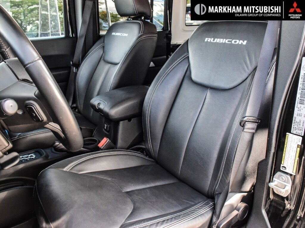 2017 Jeep Wrangler Unlimited Rubicon in Markham, Ontario - 8 - w1024h768px