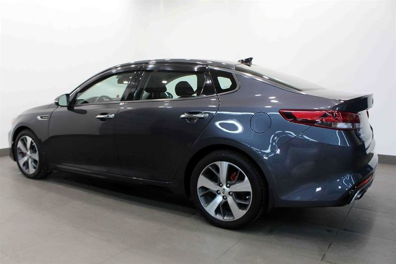 2016 Kia Optima SX Turbo in Regina, Saskatchewan - 21 - w1024h768px
