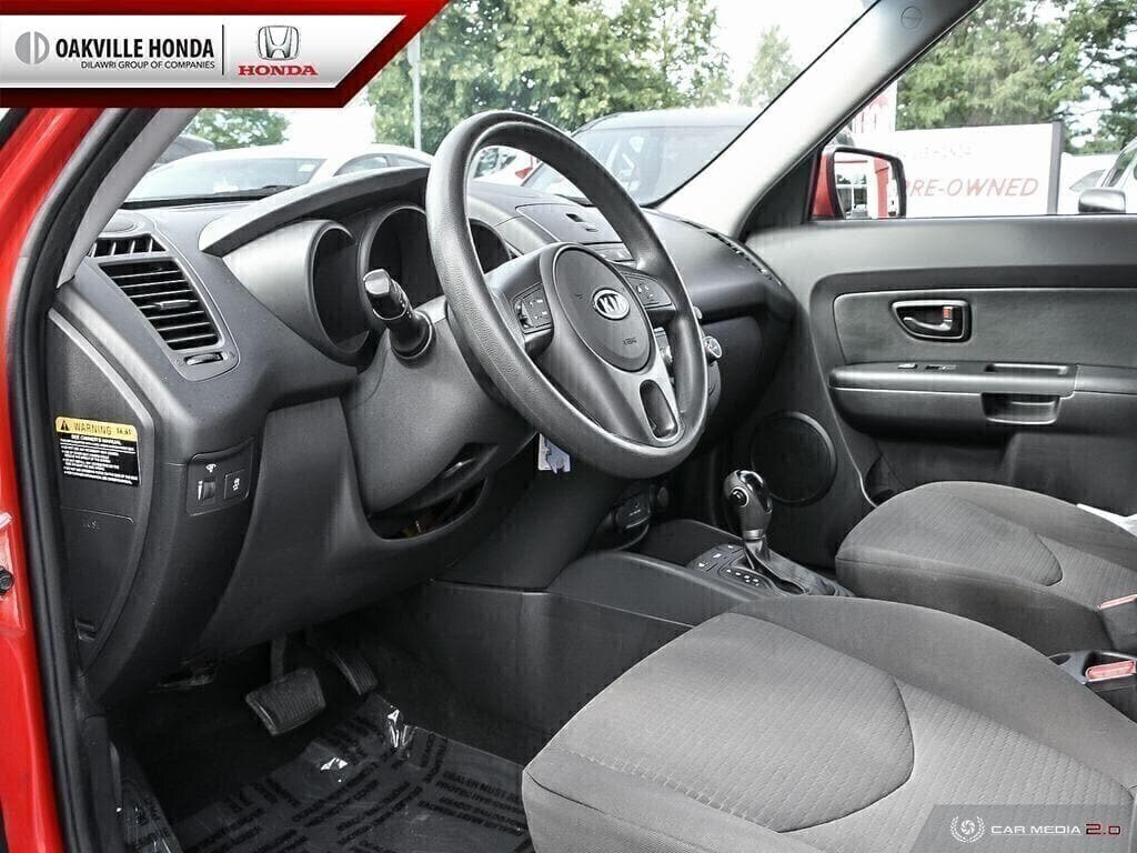 2012 Kia Soul 1.6L at in Oakville, Ontario - 13 - w1024h768px