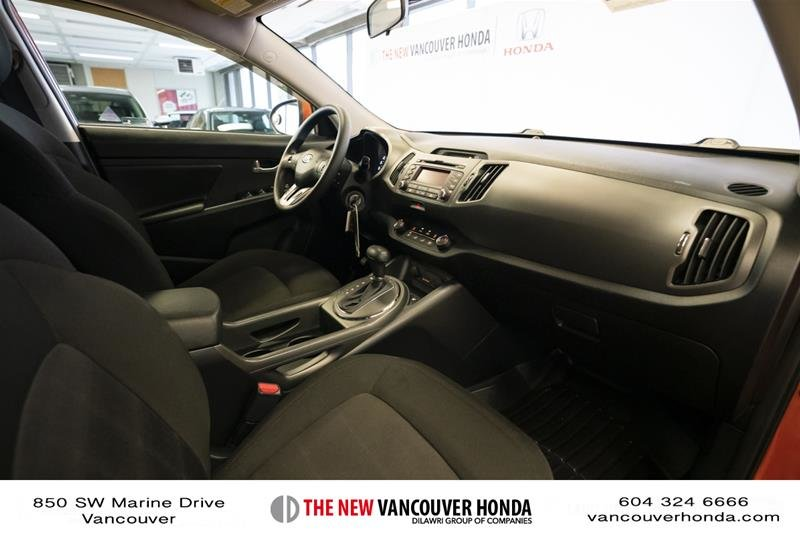 2011 Kia Sportage 2.4L LX AWD at in Vancouver, British Columbia - 15 - w1024h768px
