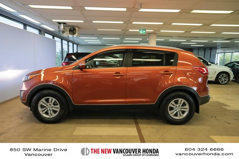 2011 Kia Sportage 2.4L LX AWD at in Vancouver, British Columbia - 8 - w1024h768px