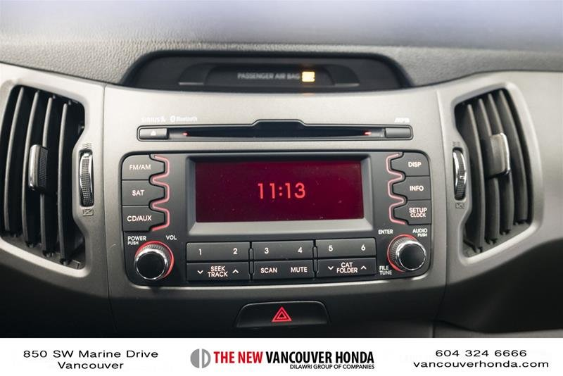 2011 Kia Sportage 2.4L LX AWD at in Vancouver, British Columbia - 20 - w1024h768px