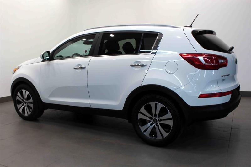2013 Kia Sportage 2.4L EX AWD at in Regina, Saskatchewan - 19 - w1024h768px