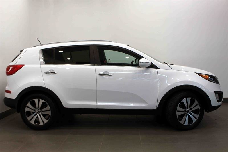 2013 Kia Sportage 2.4L EX AWD at in Regina, Saskatchewan - 20 - w1024h768px