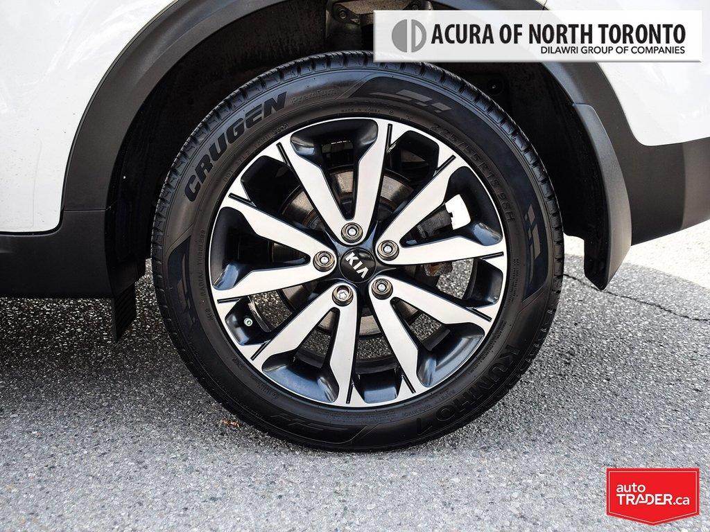 2018 Kia Sportage EX AWD in Thornhill, Ontario - 8 - w1024h768px