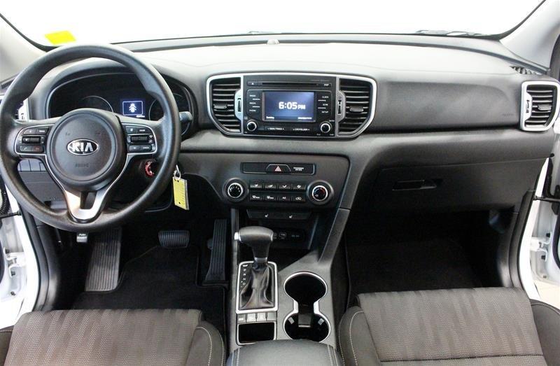 2019 Kia Sportage LX AWD in Regina, Saskatchewan - 14 - w1024h768px