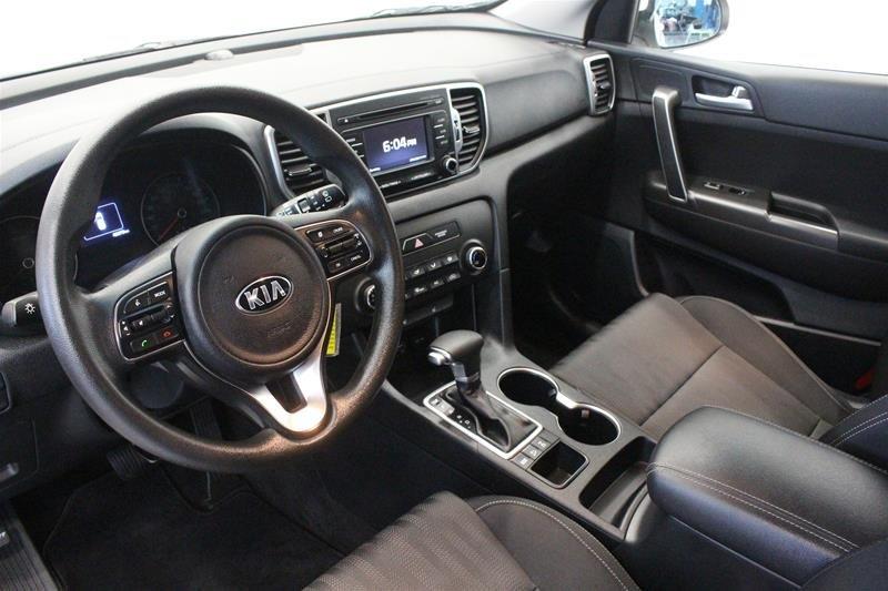 2019 Kia Sportage LX AWD in Regina, Saskatchewan - 9 - w1024h768px