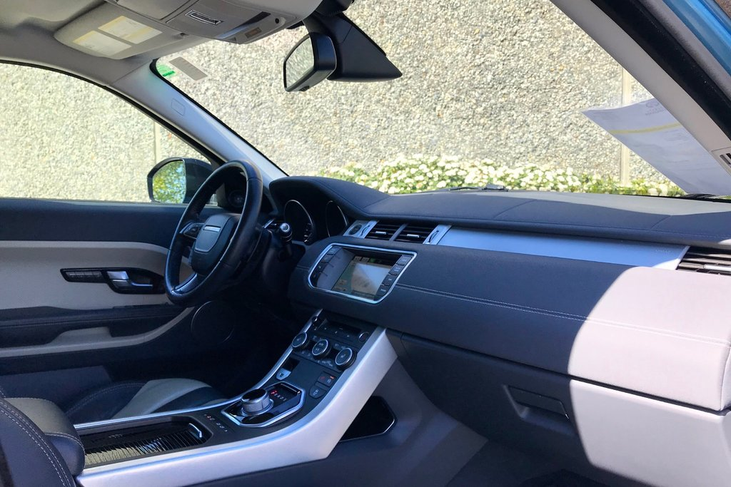 2015 Land Rover Range Rover Evoque Dynamic in North Vancouver, British Columbia - 17 - w1024h768px