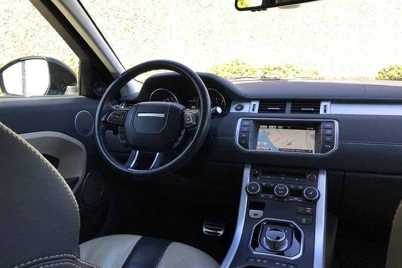 2015 Land Rover Range Rover Evoque Dynamic in North Vancouver, British Columbia - 5 - w1024h768px