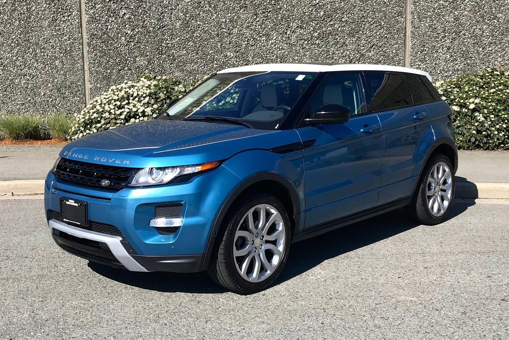 2015 Land Rover Range Rover Evoque Dynamic in North Vancouver, British Columbia - 10 - w1024h768px