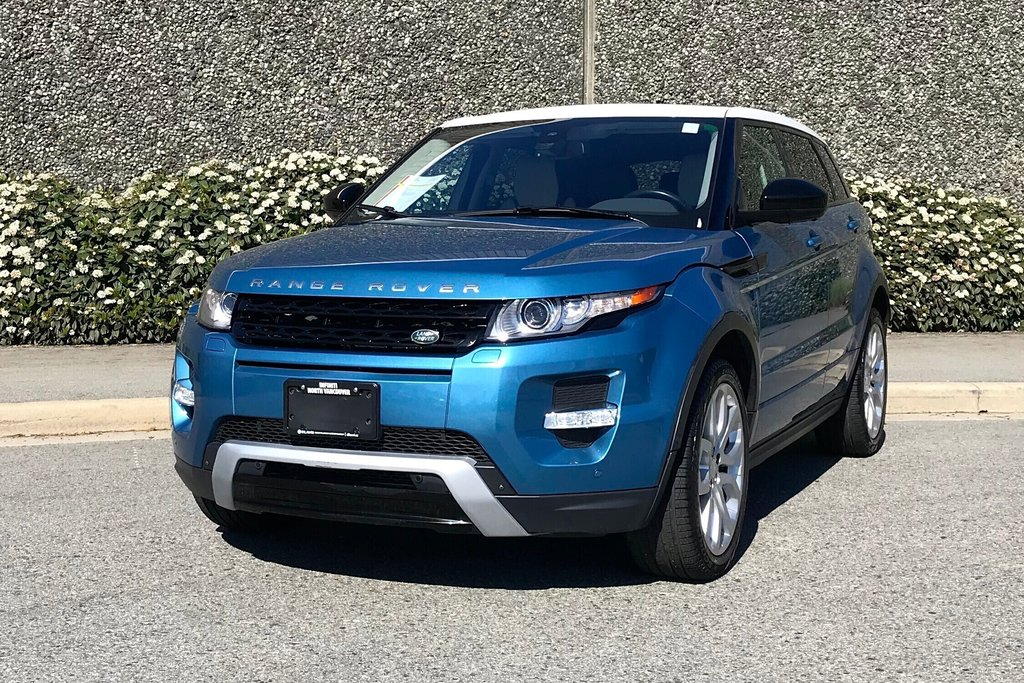 2015 Land Rover Range Rover Evoque Dynamic in North Vancouver, British Columbia - 8 - w1024h768px