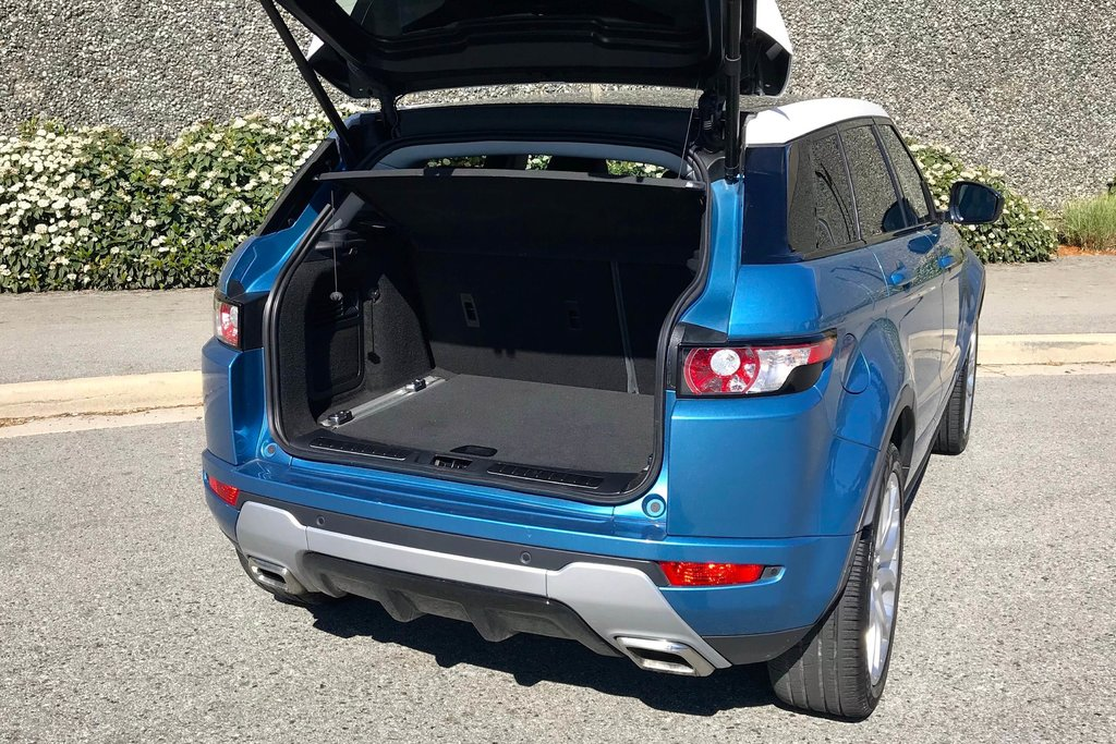 2015 Land Rover Range Rover Evoque Dynamic in North Vancouver, British Columbia - 18 - w1024h768px