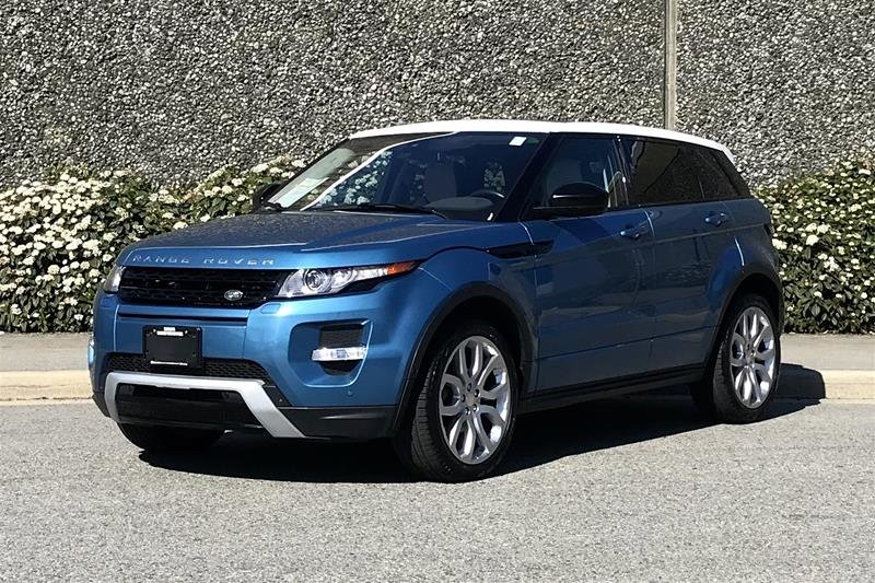 2015 Land Rover Range Rover Evoque Dynamic in North Vancouver, British Columbia - 1 - w1024h768px