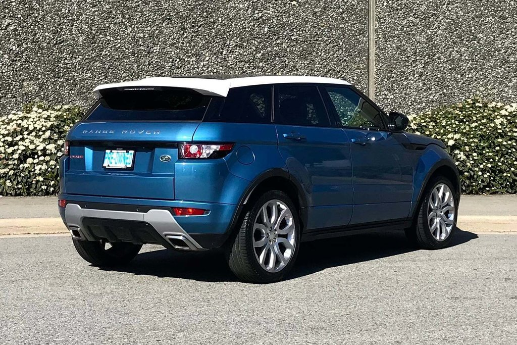 2015 Land Rover Range Rover Evoque Dynamic in North Vancouver, British Columbia - 21 - w1024h768px