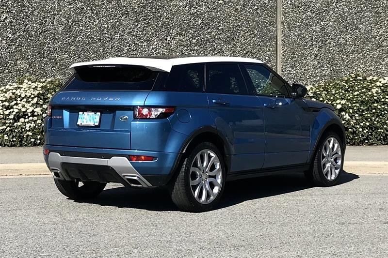 2015 Land Rover Range Rover Evoque Dynamic in North Vancouver, British Columbia - 6 - w1024h768px