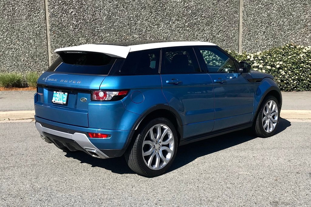 2015 Land Rover Range Rover Evoque Dynamic in North Vancouver, British Columbia - 20 - w1024h768px