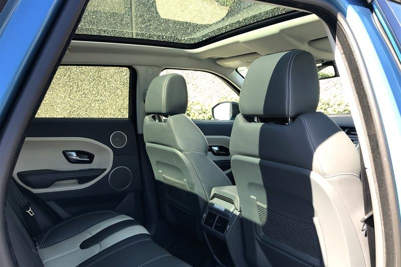 2015 Land Rover Range Rover Evoque Dynamic in North Vancouver, British Columbia - 4 - w1024h768px