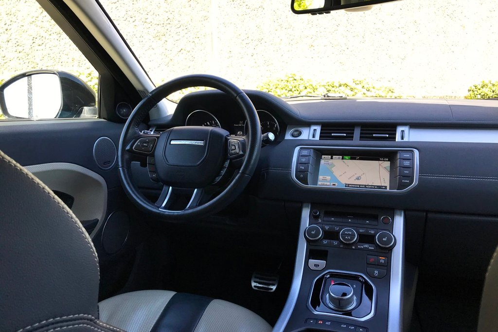 2015 Land Rover Range Rover Evoque Dynamic in North Vancouver, British Columbia - 16 - w1024h768px