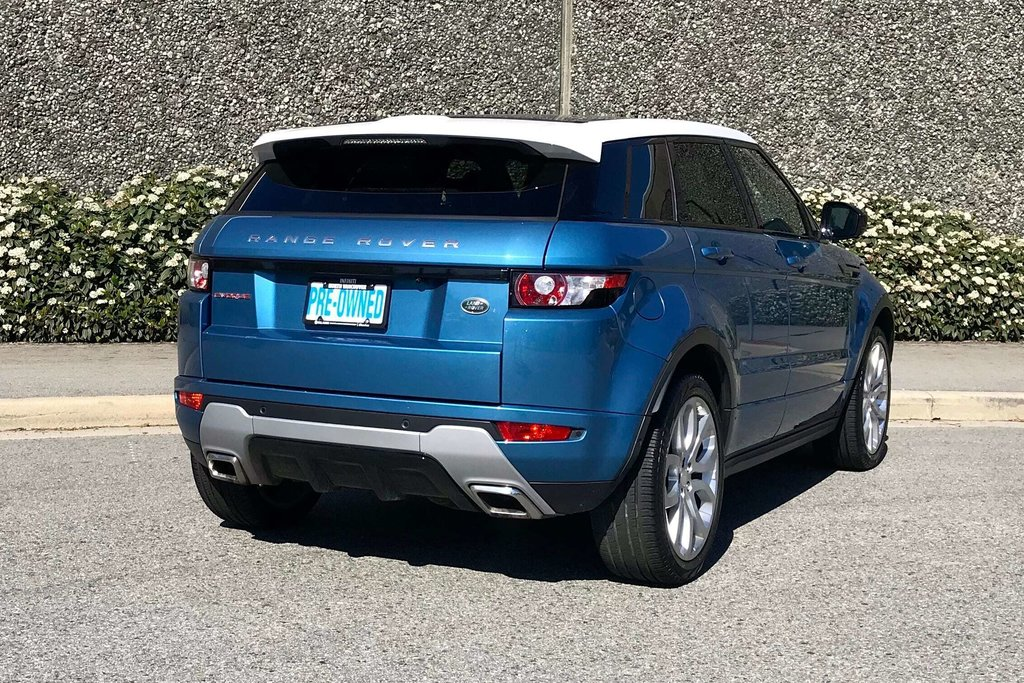 2015 Land Rover Range Rover Evoque Dynamic in North Vancouver, British Columbia - 19 - w1024h768px